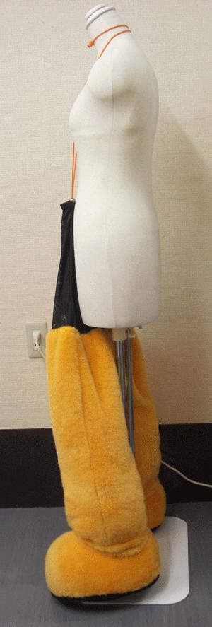 着ぐるみ展示マネキン03