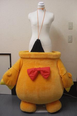 着ぐるみ展示マネキン04