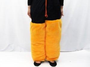 3.ズボンを履く