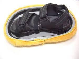 靴底のメンテナンス