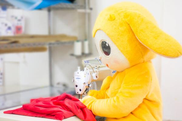 縫製スタッフ
